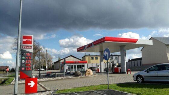 Stacja ekooil wDzierlinie